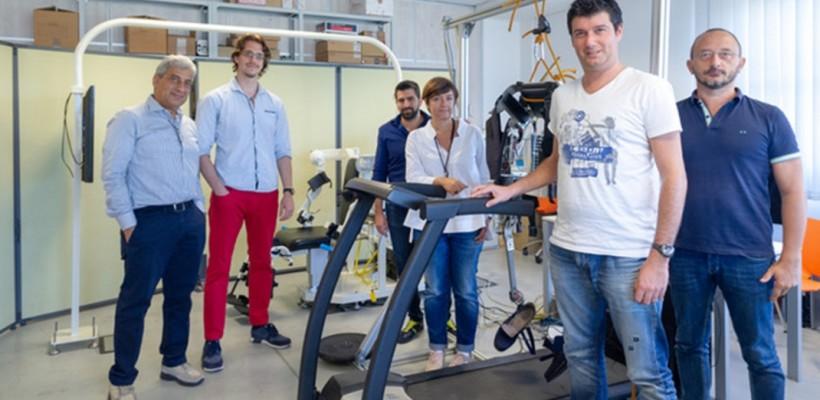 Il servizio di Forbes France su Wearable Robotics.